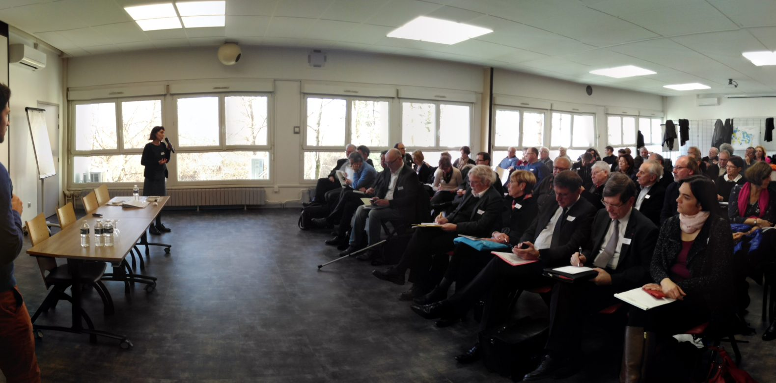 La place de la société civile dans le Grand Est :  première rencontre inédite du CESER et des Conseils de Développement