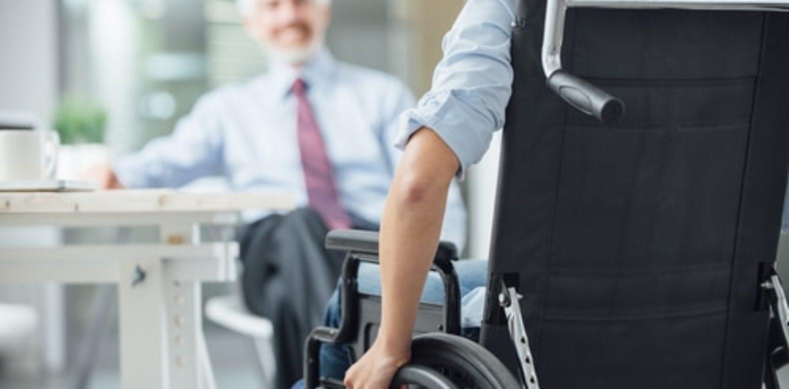 Pour une société inclusive : relevons le défi de la formation et de l'emploi des personnes en situation de handicap !
