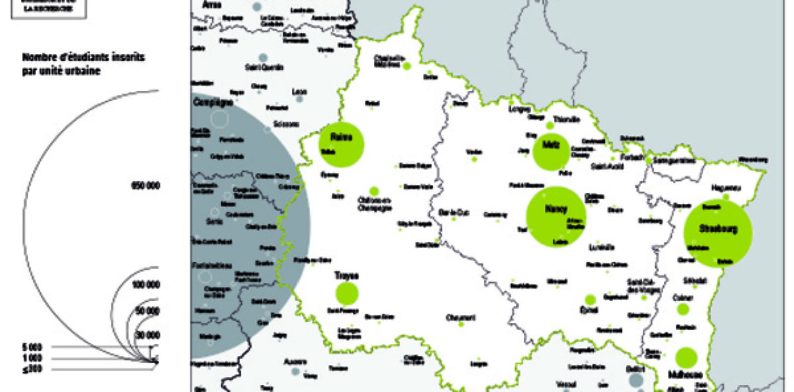 Enseignement supérieur, recherche et innovation : des facteurs clefs du développement des territoires