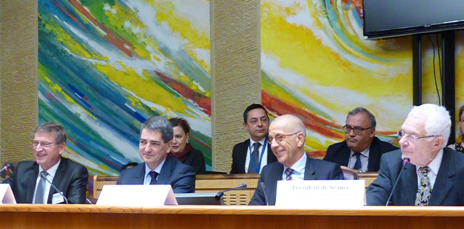 Patrick Tassin réélu Président de l'Assemblée des socioprofessionnels du Grand Est