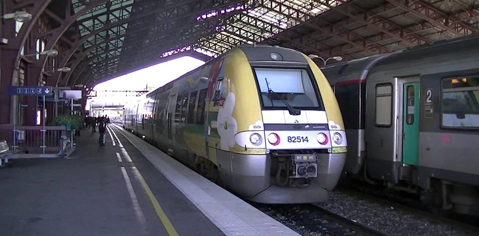 Motion | Pour la gare d'interconnexion de Vandières