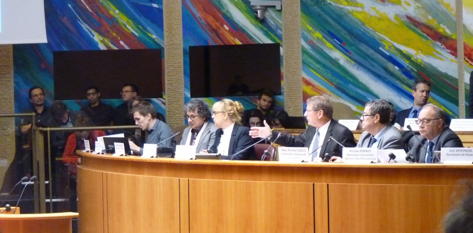 Schéma régional d'aménagement, de développement durable et d'égalité des territoires (SRADDET)