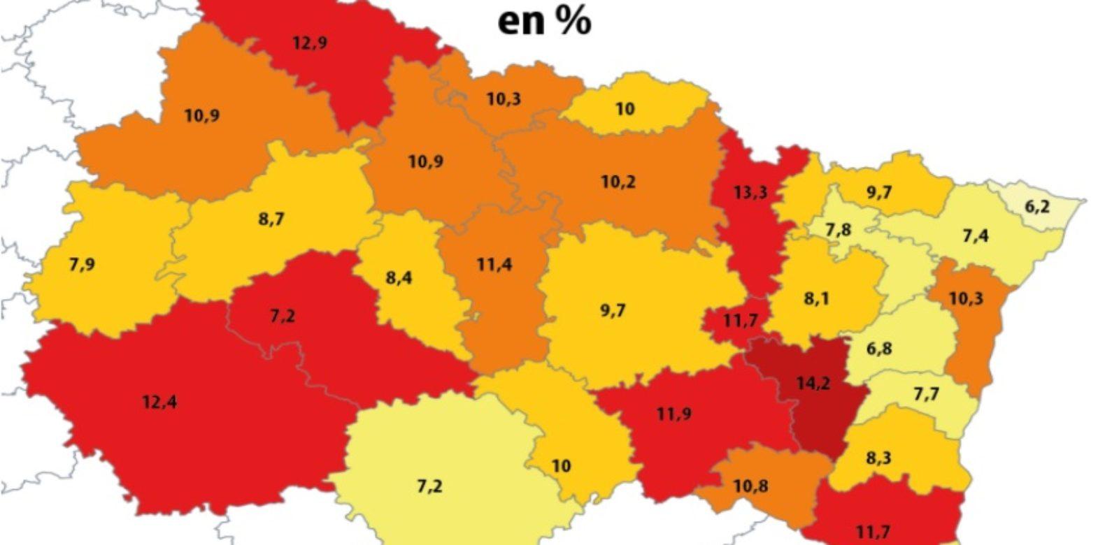 Le CESER publie sa seconde note de conjoncture de la région Grand Est à la mi 2016