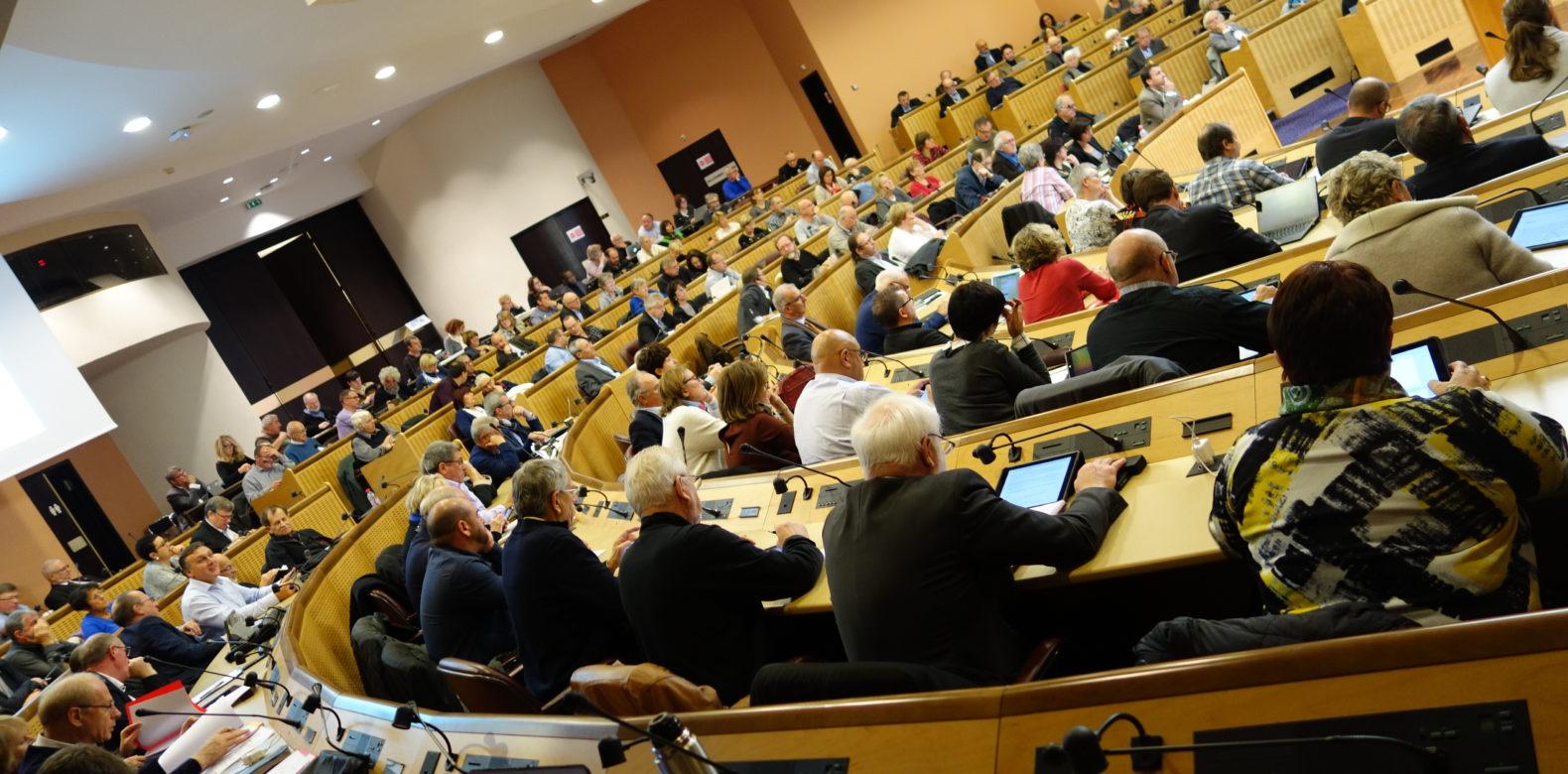 Orientations budgétaires, Pacte pour la ruralité : retour sur la plénière du 13 octobre
