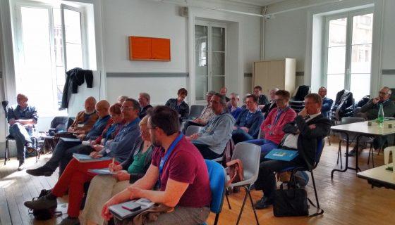 Groupe de travail Prospective et CoDev – Premier atelier à Langres
