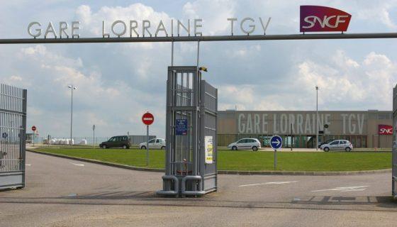 Gare de Vandières : quand l'interconnexion passe au second plan