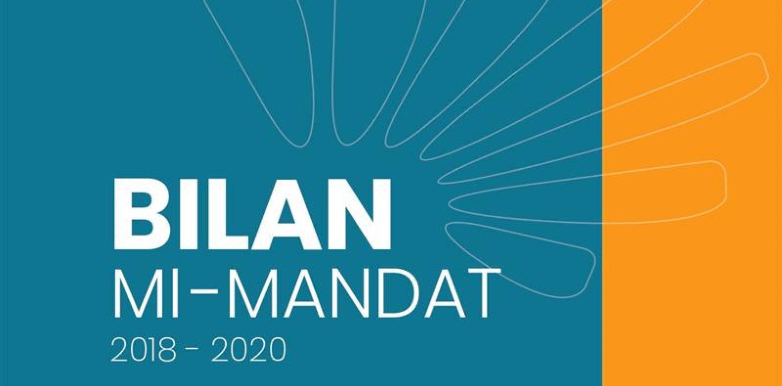 Bilan mi-mandat 2018-2020